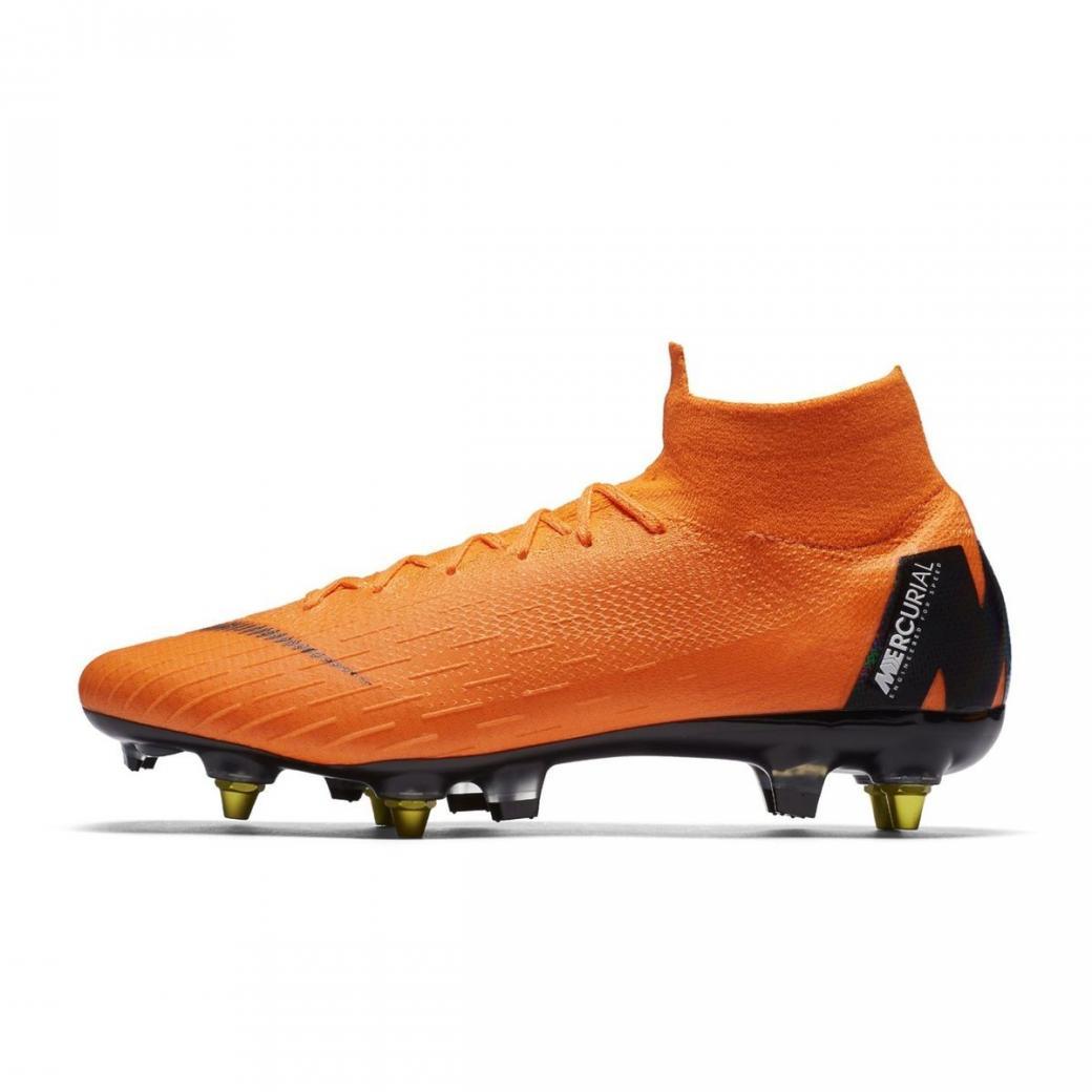 Nike Chaussures de football | Homme Mercurial Superfly 360 VI Elite SG-PRO  Anti-Clog Orange – Sandi Hadley